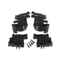 Traxxas 7718 Akku Hold-Down Halter, links (2) rechts (2)...