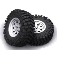 RC4WD Prowler XS Scale 1.9 Tires Z-T0086
