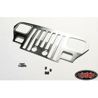 RC4WD 1/10 Metal Grill for Tamiya CC01 Jeep Wrangler...