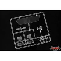 RC4WD Mojave Clear parts tree