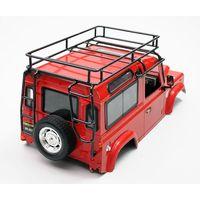 RC4WD Adventure Land Rover D90 Defender 90 Roof Rack Z-C0024