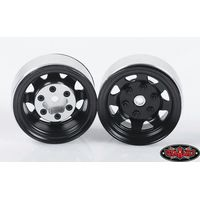 RC4WD Z-Q0008 Stamped Steel Single 1.55 Stock Black...