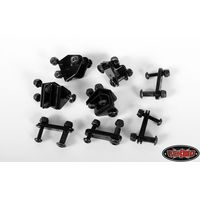 RC4WD Leaf Spring Shackles & Mounts Kit Z-S0047