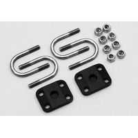 RC4WD Z-S0068 U-Bolts Kit for Yota Axle