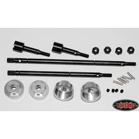 RC4WD 12mm Hex conversion kit for Tamiya Bruiser 2012...