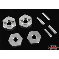 RC4WD RC4WD 12mm Axle Wheel Hexes Z-S0239