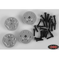 RC4WD OEM Steel 1.9 Stock Beadlock Wheel Hexes Z-S0268