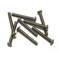 RC4WD Titanium Hex Socket Screws M4x30mm (10) Z-S0355