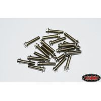 RC4WD RC4WD Miniature Scale Hex Bolts (M2.5 x 10mm)...