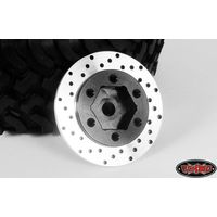 RC4WD 1.5 & 1.7 Steel Wheel Hex Hub with Brake Rotor Z-S0529