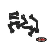 RC4WD Steel Socket Head Cap Screws M2 X 6mm (10) Z-S0611