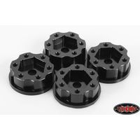 RC4WD 1.9/2.2 6 Lug Steel Wheel Hex Hub +3 Offset Z-S0774
