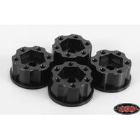 RC4WD 1.9/2.2 6 Lug Steel Wheel Hex Hub +6 Offset Z-S0779