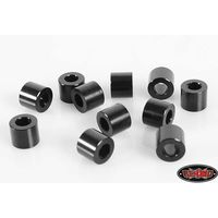 RC4WD Z-S0821 5mm Black Spacer with M3 Hole (10)