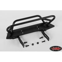 RC4WD Tough Armor Winch Bumper with Grill Guard for Axial...