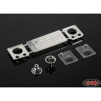 RC4WD Land Rover Defender D90 Front Grille and Light...