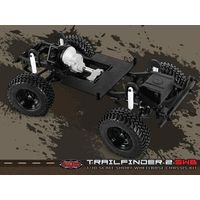 RC4WD RC4WD Trail Finder 2 Truck Kit SWB Z-K0045