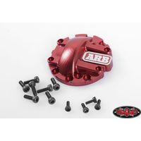 RC4WD Z-S1295 ARB Diff Cover For The Yota II Axle (Red)