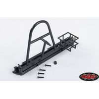 RC4WD Tough Armor Swing Away Tire Carrier w/Fuel holder...