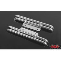 RC4WD Steel Tube Side Steps for Tamiya Hilux & Bruiser (Silver) VVV-C0116