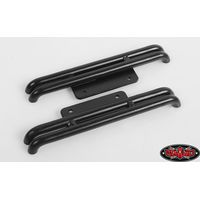 RC4WD Steel Tube Side Steps for Tamiya Hilux & Bruiser (Black) VVV-C0118
