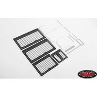 RC4WD Complete Windows Guard Set for Land Rover Defender...