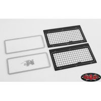 RC4WD Side Windows Guard Pair for Land Rover Defender D90...