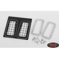 RC4WD Rear Small Window Guards for Land Rover Defender...