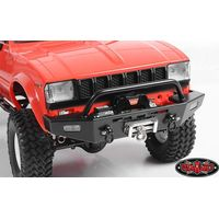 RC4WD RC4WD Warn Rock Crawler Front Winch Bumper for...