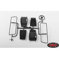 RC4WD Chevrolet Blazer Seats, Steering Column Parts Tree...