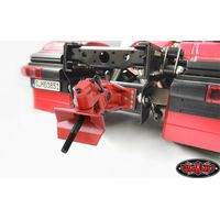 RC4WD Hitch System for Tamiya Semi Trucks (Red) VVV-S0165
