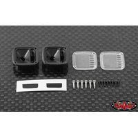 RC4WD Highly Detailed Rear Lens for Tamiya CC01 Wrangler...