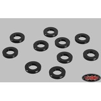 RC4WD 1mm Black Spacer with M3 Hole (10) Z-S0809