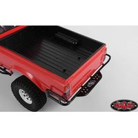 RC4WD Marlin Crawlers Rear Steel Tube Bumper for Trail Finder 2 Z-S1373