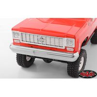 RC4WD Z-S1731 RC4WD Aluminum Front Bumper for the Chevy Blazer Body