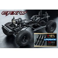 MST CFX-W 1/8 4WD High Performance Off-Road Car KIT...