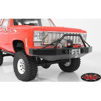 RC4WD Tough Armor Front Winch Bumper for Chevy Blazer /...