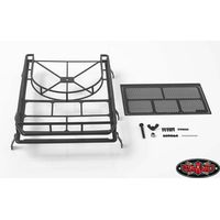 RC4WD Roof Rack with Tire Mount for Land Rover D90 VVV-C0265