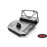 RC4WD Rear Tube Bed for Trail Finder 2 (Black Style B)...