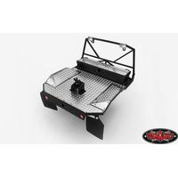 RC4WD VVV-C0302 Rear Tube Bed w/Mud Flaps and Lights for...