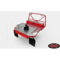 RC4WD VVV-C0303 Rear Tube Bed w/Mud Flaps and Lights for...