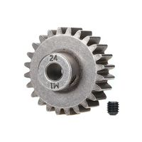 Traxxas Gear, 24-T pinion (1.0 metric pitch) (fits 5mm...