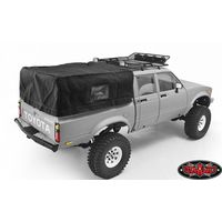 RC4WD Bed Soft Top w/Cage for RC4WD Mojave II Four Door (Black) VVV-C0392