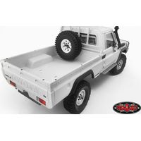 RC4WD Rear Fender Flares for Land Cruiser LC70 Body...