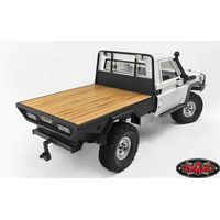 RC4WD Wood Flatbed for RC4WD TF2 LWB Toyota LC70 VVV-C0406