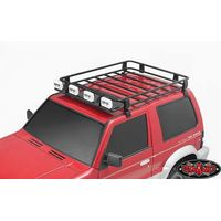 RC4WD Malice Extended Roof Rack for Tamiya CC01 Pajero...