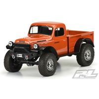 Pro-Line 1946 Dodge Power Wagon Karo klar