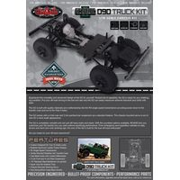 RC4WD RC4WD Gelande II Truck Kit 1/10 Chassis Kit Z-K0060