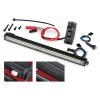 Traxxas LED LIGHTBAR KIT (RIGID)/POWER SUPPLY, TRX-4 8029