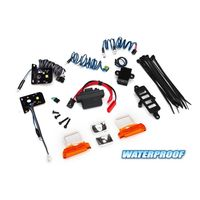 Traxxas Lichter-Set Ford Bronco TRX-4 mit Power-Supply 8035